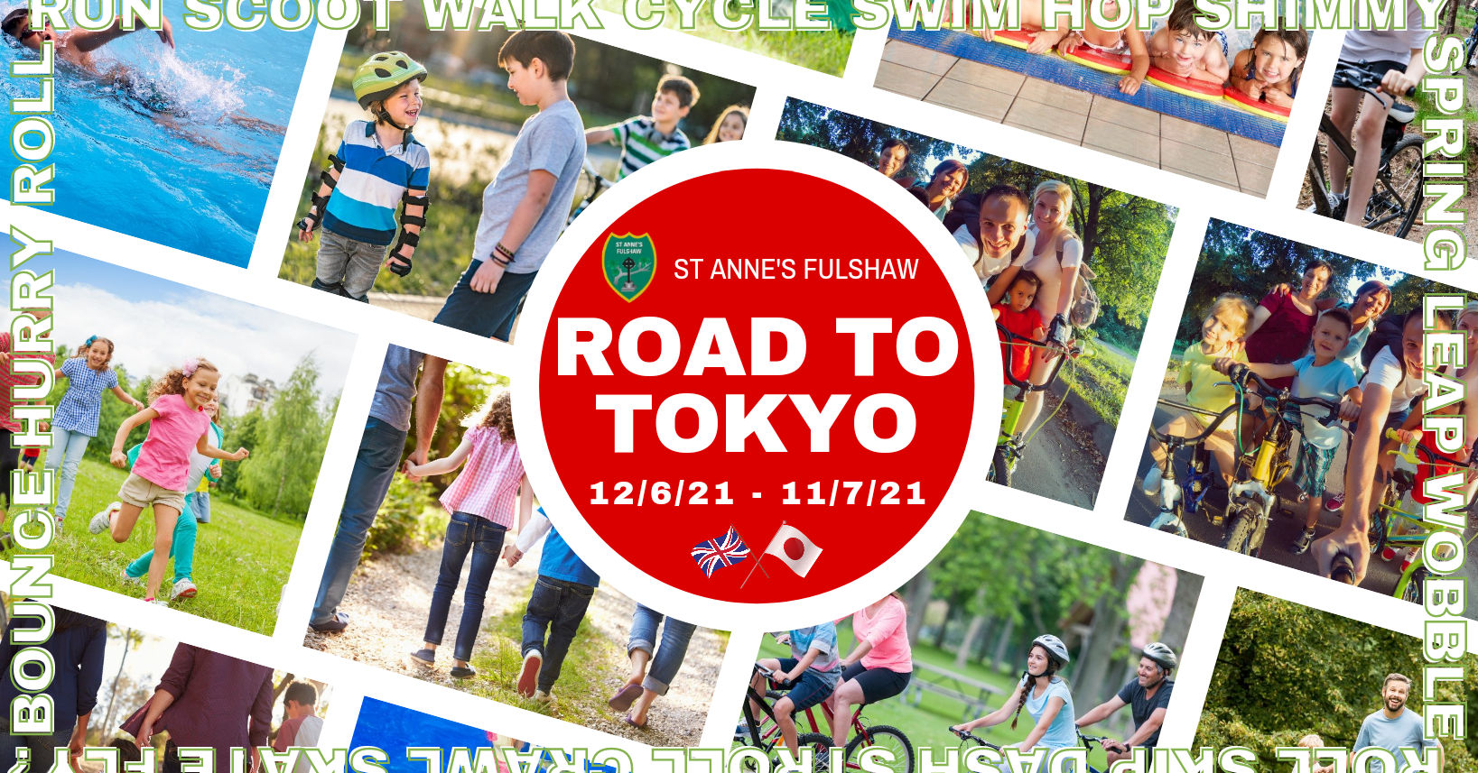St Anne's Road to Tokyo
